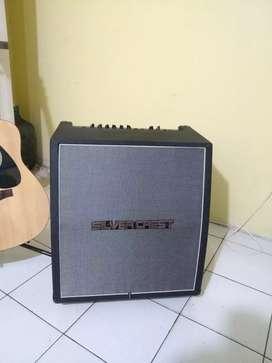 Amplifier Keyboard Silvercrest CK-100 100watt Jarang Pakai.