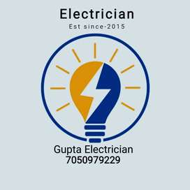 All type of wiring.  By_#gupta_electrician