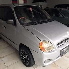Dijual Hyundai Atoz 2003 Matic