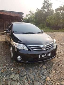 Dijual Toyota Corolla Altis 1.8 manual