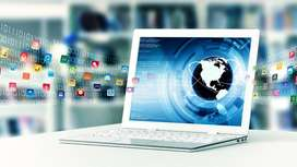 get website and  android , desktop software at low price & training