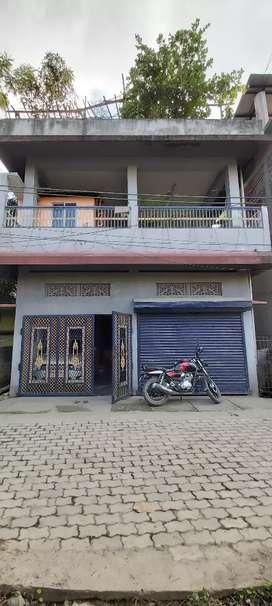 1kotha mayadi mati with two storey building.