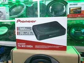 Bass audio AKTIF subwoofer Pioneer 8 inch SLIM
