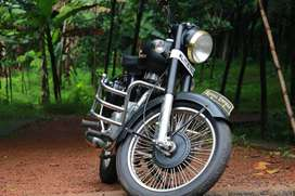90 model old bullet fully modified to classic