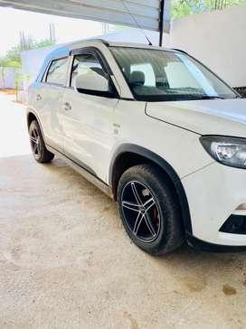 Maruti Suzuki Vitara Brezza 2018 Diesel Well Maintained