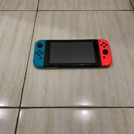 Fullset used Nintendo Switch