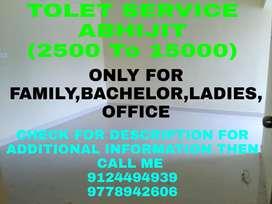 House Rent(2500 To 15000) Available Near Sisupalagarh and Palasuni