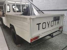 Toyota hardtop pickup bensin 2F AC pw stering barang langka istimewa