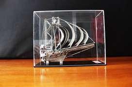 Kapal Pinisi Acrylic
