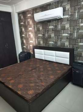 Flatmate requirement 3 bhk fully furnished flat