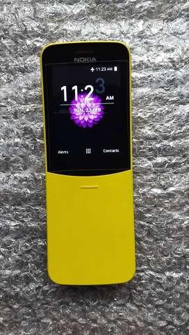 Nokia 8110 4G Jio Volte