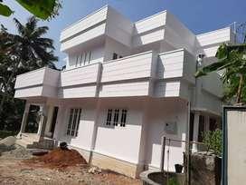 1450 SqFtvilla/ 5 cent/ 3 bhk/ 46 lakh/Kolazhy Thrissur