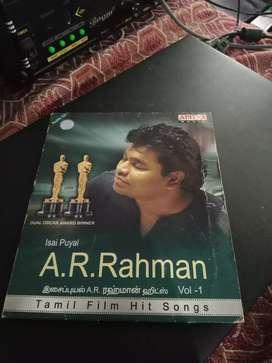 AR RAHMAN CD