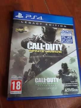 COD legacy Edition ps4 game