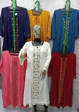 premium quality ladies kurthies for wholesale price