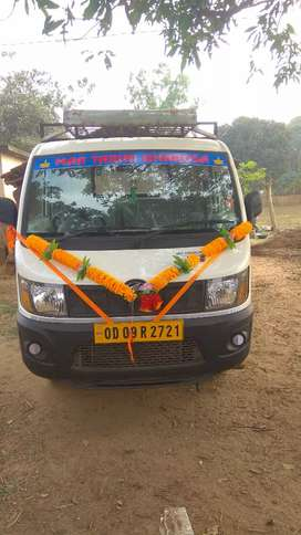 Mahindra supro vx Looking for engage ,intrested person contact me