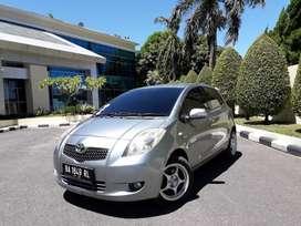 Toyota Yaris, 2007 akhir, Tipe E,