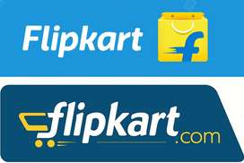 Flipkart Company helper,store keeper,supervisor full time job 100% Hel