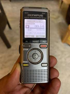 Olympus WS-822 Voice Recorder , mp3 player 4 GB