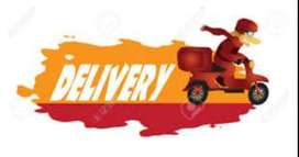 urgent Requiment in couirer delivery boy