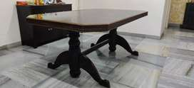 Rosewood Dining Table 6 Seater