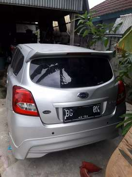 Datsun go+ panca tipe T