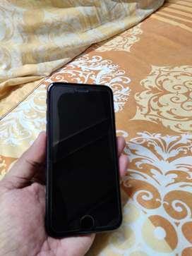 Iphone 7 met black 128 GB