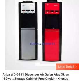 Arisha dispenser 0911 (hot-normal-dingin)