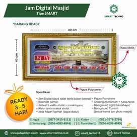Jam Digital Masjid Bergaransi Di Bali