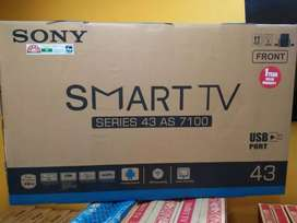"SONY43"" Smart 4 K UHD Latest Android version (2020 Model Available"