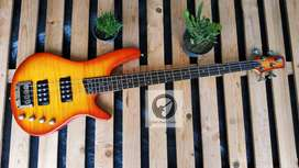 Bass ibanez srx500 korea bkn squier fender musicman sub sterling cort