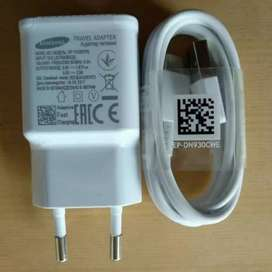 CHARGER SAMSUNG TYPE C ORI 100% S10 S10+ S8 S8+ S9 S9+ NOTE 8 NOTE 9