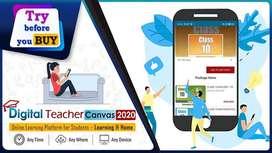 Class 10 Andhra Pradesh Syllabus / Digital Teacher Canvas