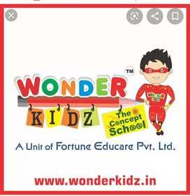 Kindergarten Teacher for Wonder kidz