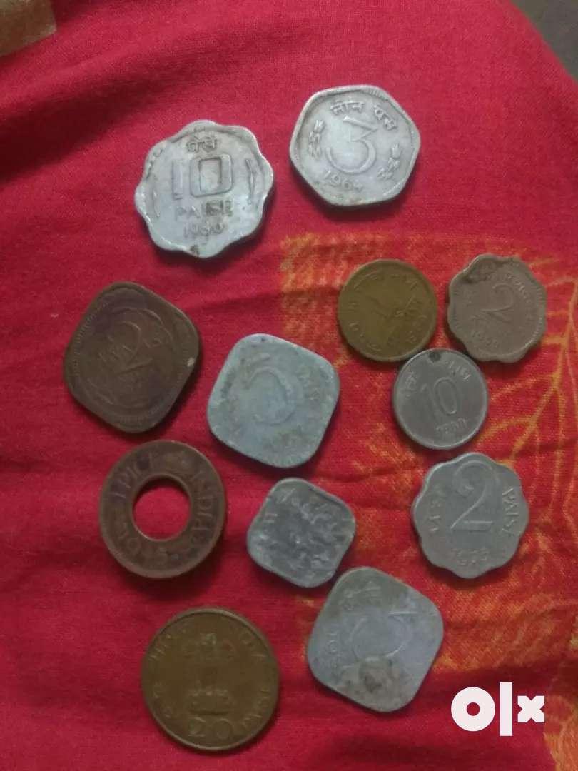 Collection of precious coins 0