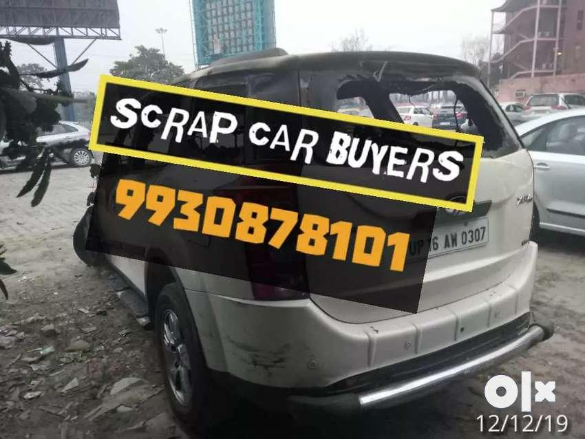 Accidental SCRAP WE BUY CARS 0