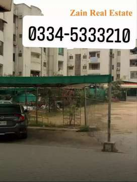 G11/3 Main Ibn E Sine road C Type Flat available Ground floor family