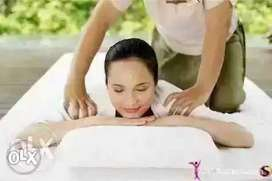 work:- provide spa treatment to the customer and