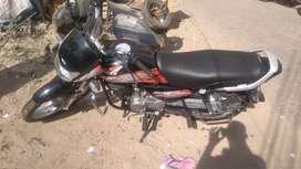 Sell my hero hf delux bike