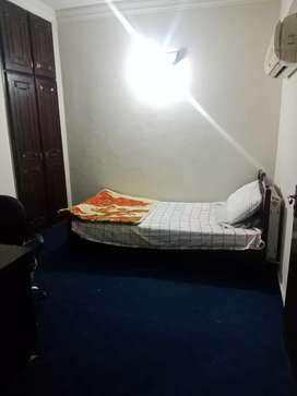 Separate Furnished Room Attach Bath with Study Table
