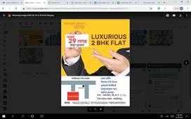 Luxury spacious flat avaialble in Jaysingpur