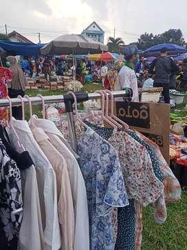 Thrift Import Baju Murah (Kemeja, Blouse, Brokat, Kaos & Rajut)
