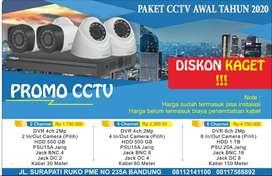PAKET CCTV MURAH BANDUNG 2MP