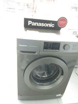 Mesin Cuci Panasonic Front Loading 8Kg