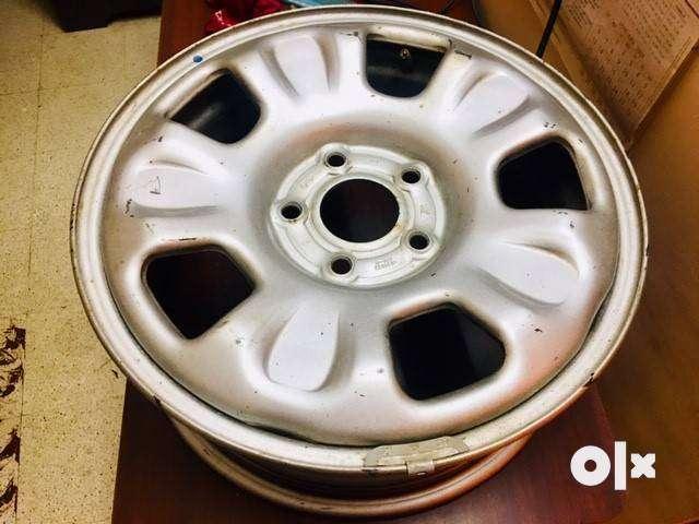 Renault Duster Original Wheel rim - single piece 0