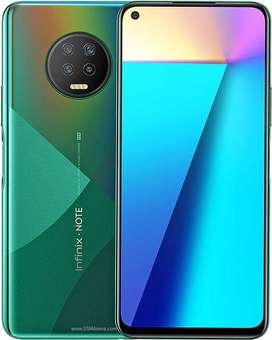 Infinix Note 7 (6GB/128GB) On  EASY INSTALLMENTS