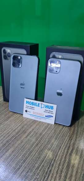 Iphone 11 pro or pro max sunday delevry open mobile hub