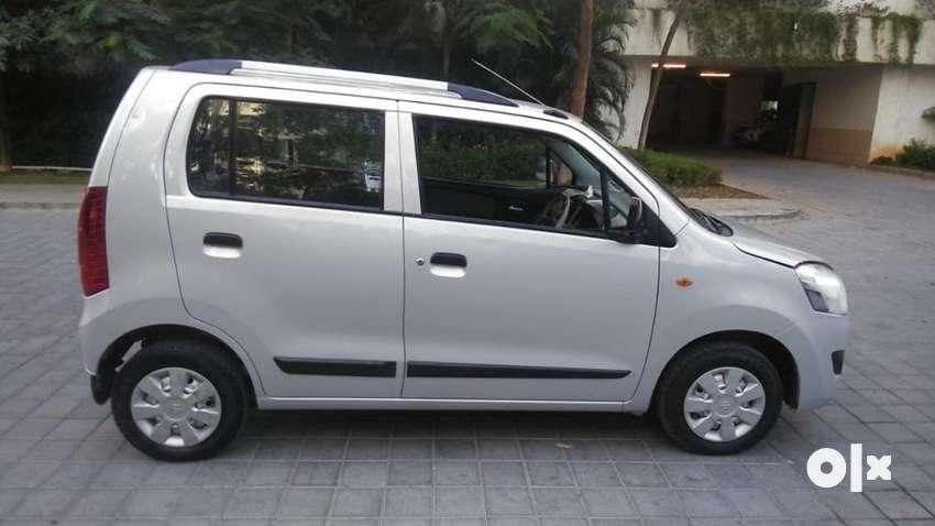 Maruti Suzuki Wagon R 1.0 LXi CNG, 2014, CNG & Hybrids 0