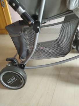 Baby Pram which is hardly used . It's as good as new.