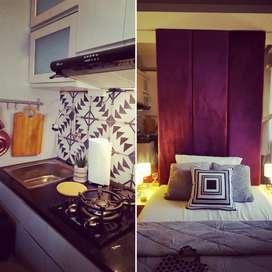 DIJUAL Green Pramuka Apartemen Studio Full Furnished+Elektronik